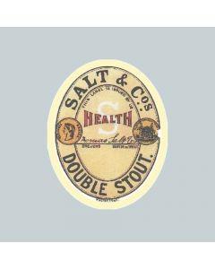 Thomas Salt & Co Ltd Paper Label