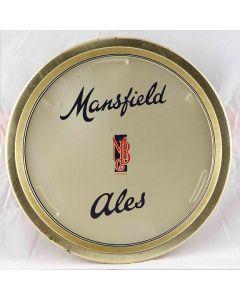 Mansfield Brewery Co Ltd Round Tin
