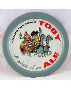Charrington & Co Ltd Round Tin