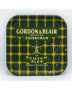 Gordon & Blair (1923) Ltd Square Tin