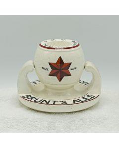 Brunt Bucknall & Co Ltd Ceramic Matchstriker