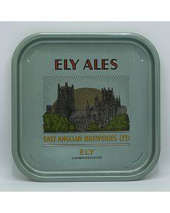 East Anglian Breweries Ltd Square Tin