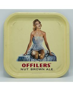 Offilers' Brewery Ltd Square Tin