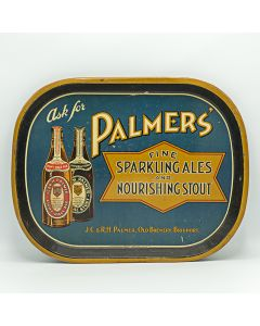 J.C. & R.H.Palmer Rectangular Black Backed Steel