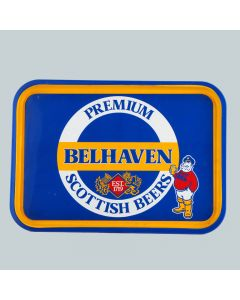 Belhaven Brewery Co. Ltd (Owned by Clydesdale Commonwealth Hotels Ltd) Rectangular Tin