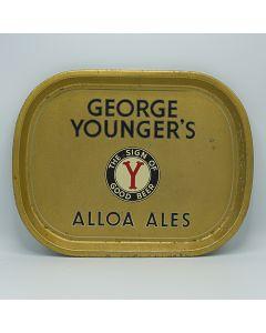 George Younger & Son Ltd Rectangular Alloy