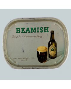 Beamish & Crawford Ltd Rectangular Tin