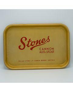 William Stones Ltd Rectangular Tin