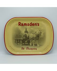 Thomas Ramsden & Son Ltd Rectangular Alloy