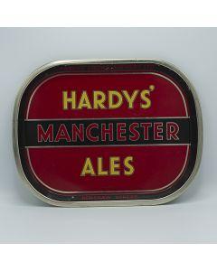 Hardy's Crown Brewery Ltd Rectangular Alloy