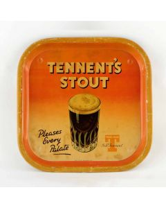 J.& R.Tennent Ltd Small Square Alloy
