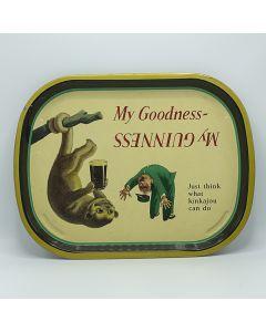 Arthur Guinness, Son & Co. Ltd Rectangular Alloy