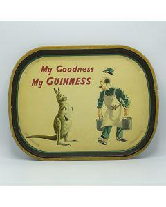 Arthur Guinness, Son & Co Ltd Rectangular Alloy