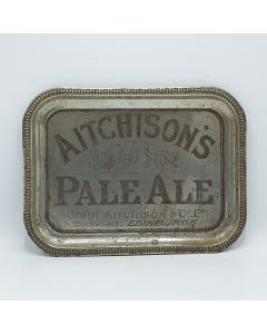 John Aitchison & Co Ltd Small Rectangular Chrome