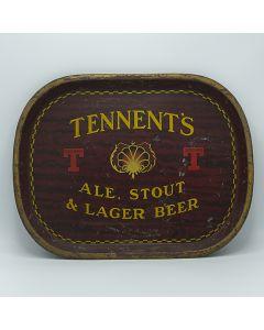 J.& R.Tennent Ltd Rectangular Black Backed Steel