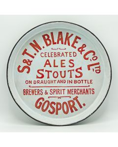 S.& T.N.Blake & Co Ltd Round Enamel