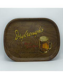 Drybrough & Co. Ltd Rectangular Black Backed Steel