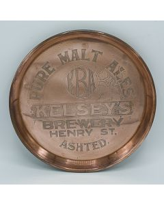 Benjamin Kelsey Ltd Round Copper