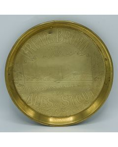 Brear & Brown Ltd Round Brass