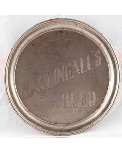 Ballingall & Son Ltd Round Chrome