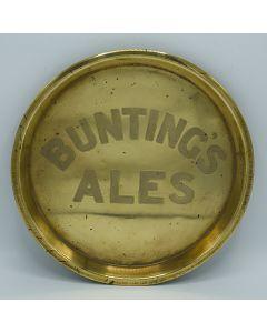 Charles Bunting Ltd Round Brass