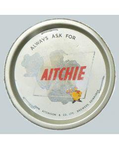 John Aitchison & Co. Ltd Round Tin