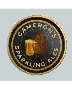 J.W.Cameron & Co. Ltd Round Black Backed Steel