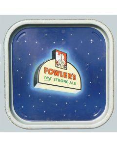 John Fowler & Co. Ltd Square Tin