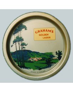Archibald Arrol & Sons Ltd (Owned by Ind Coope & Allsopp Ltd) Round Tin