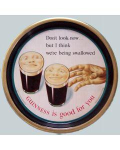 Arthur Guinness, Son & Co Ltd Round Alloy