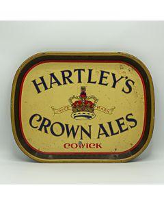 Hartley's Brewery Co Ltd Rectangular Black Backed Steel