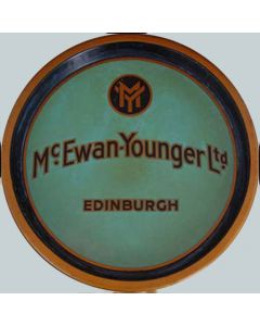 McEwan-Younger Ltd Round Black Backed Steel
