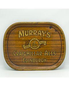 William Murray & Co Ltd Rectangular Black Backed Steel