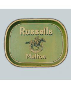 Russells & Wrangham Ltd Rectangular Black Backed Steel