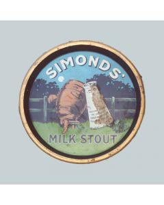 H. & G.Simonds Ltd Round Black Backed Steel