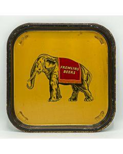 Fremlins Ltd Square Tin