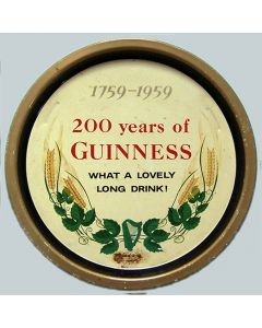 Arthur Guinness, Son & Co Ltd Round Tin
