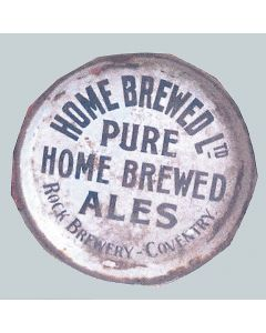 Home Brewed (Coventry) Ltd Round Enamel