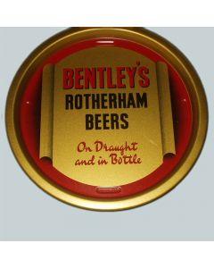 Bentley's Old Brewery (Rotherham) Ltd Round Tin