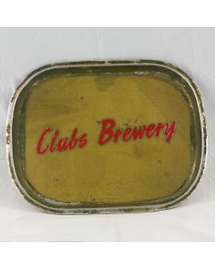 South Wales and Monmouthshire United Clubs Brewery Co Ltd Rectangular Alloy