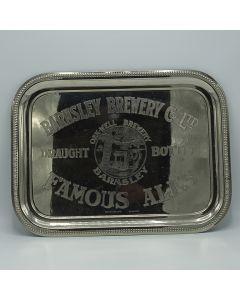 Barnsley Brewery Co. Ltd Rectangular Chrome
