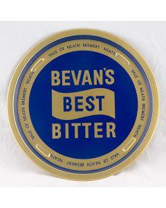 Evan Evans Bevan Ltd Round Tin