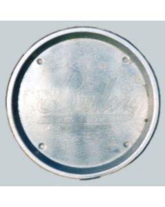 William Butler & Co Ltd Round Aluminium