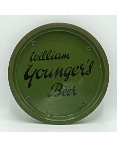 William Younger & Co Ltd (Part of Scottish Brewers Ltd) Small Round Tin