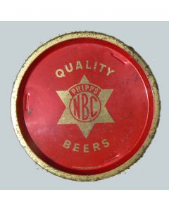 Phipps Northampton Brewery Co Ltd (Owned by Watney Mann Ltd) Round Tin