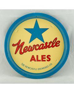 Newcastle Breweries Ltd Small Round Tin