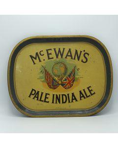 William McEwan & Co Ltd Rectangular Black Backed Steel