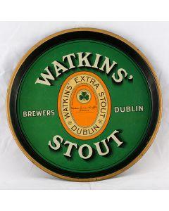 Watkins, Jameson, Pim & Co Round Black Backed Steel