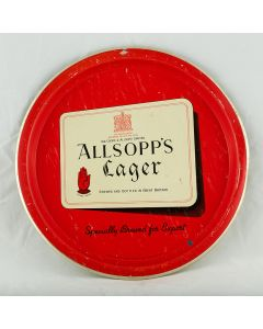 Ind Coope & Allsopp Ltd (Alloa Brewery) Round Tin