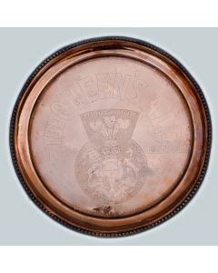 Thomson, Marshall & Co Ltd Round Copper